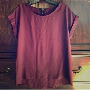Forever 21 Tunic Blouse
